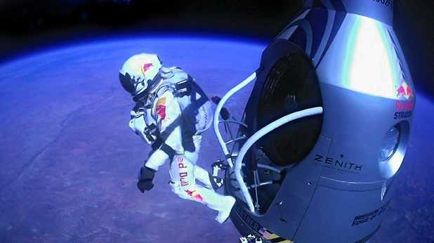 Red Bull Stratos, Roswell, New Mexico, America, Felix Baumgartner