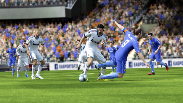 FIFA 13 screenshots for Wii U