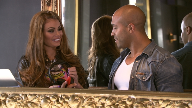 TOWIE: Chloe goes on a dat with Jamie's mate Daryl