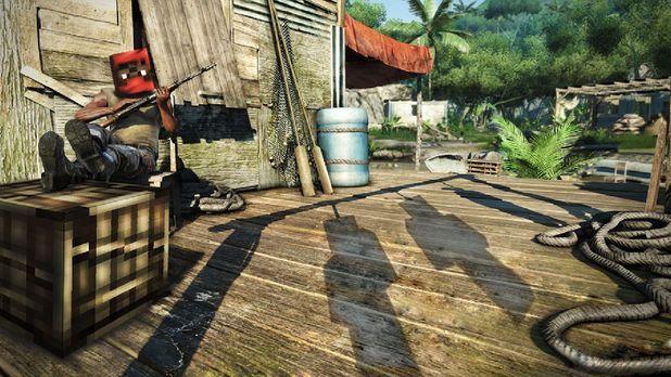 Far Cry 3 for Minecraft
