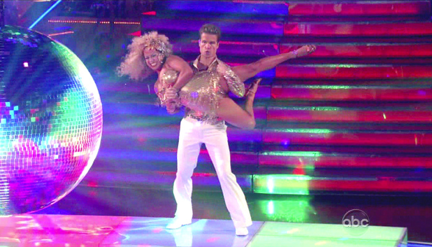 Dancing WIth The Stars S15E07: Sabrina Bryan and Louis van Amstel