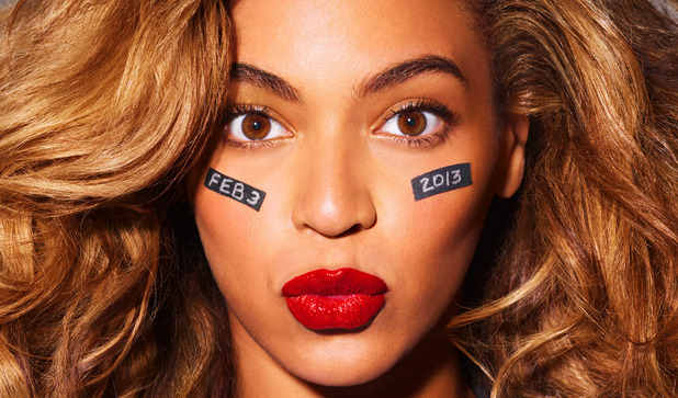 Beyonce Super Bowl annoucement