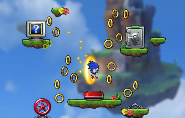 'Sonic Jump'