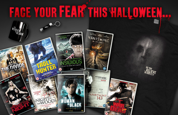 Momentum Pictures Halloween movie bundle