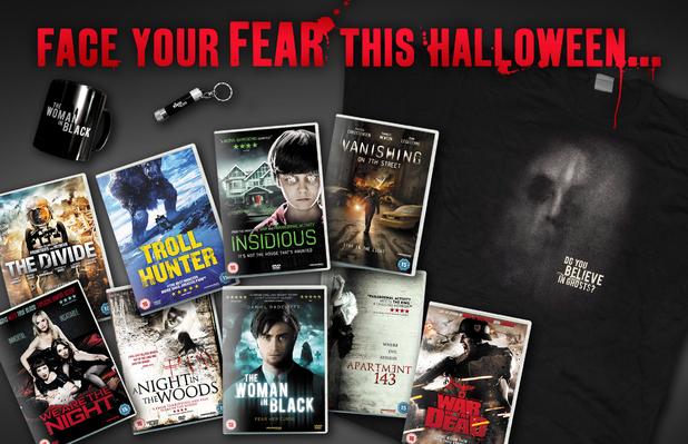Momentum Pictures Halloween movie bundle