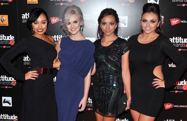 miss mode: Little Mix Attitude Magazine Awards held at One Mayfair - Arrivals. London, England - 16.10.12 Mandatory Credit: Daniel Deme/WENN.com