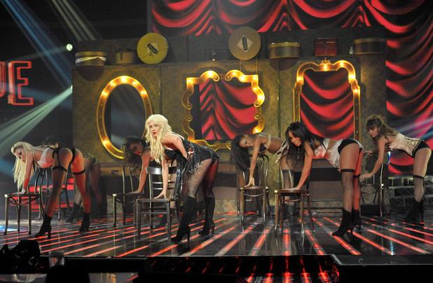 Christina Aguilera, X Factor 2010