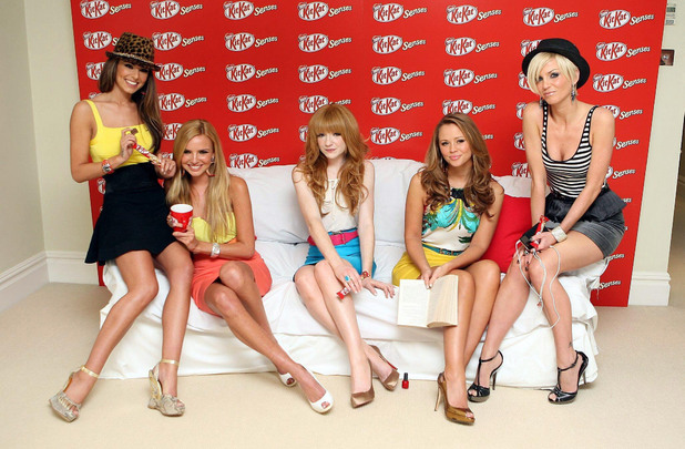 Girls Aloud, Kit Kats 2008