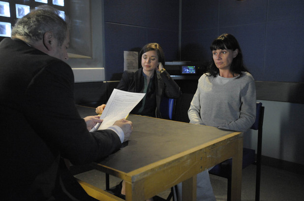 Chas Dingle faces police questioning in Emmerdale