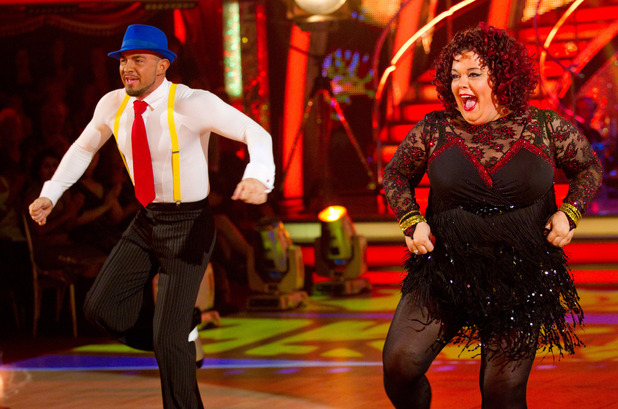 Strictly Come Dancing: Robin and Lisa