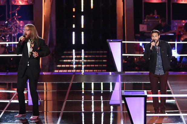 The Voice Season 3 - Battles part 3: Nicholas David, Todd Kessler
