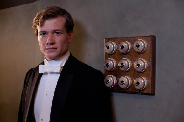 Downton Abbey S03E06: Ed Speleers as Jimmy Kent