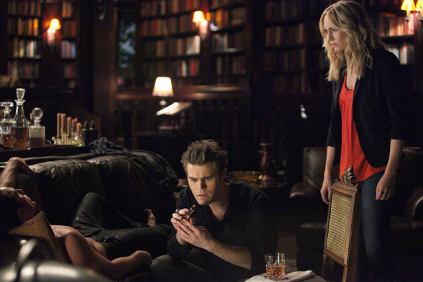 The Vampire Diaries S04E02: &#39;Memorial&#39;