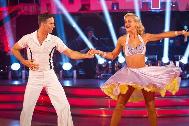 Strictly Come Dancing: Michael and Natalie