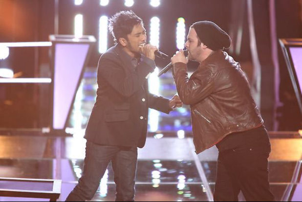 The Voice Season 3 - Battles part 3: Benji, Sam James