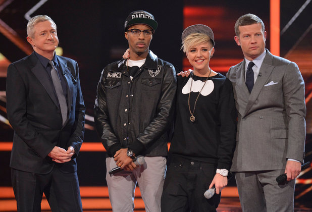The X Factor Results Show: MK1