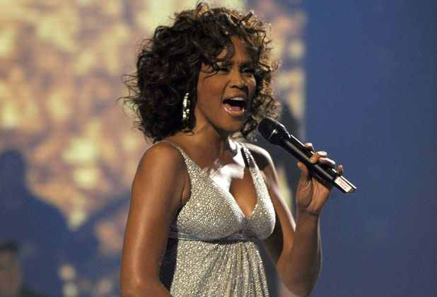 Whitney Houston, X Factor 2009