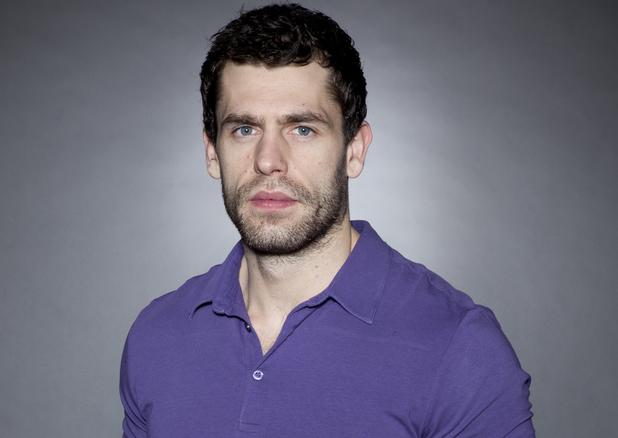 Kelvin Fletcher as Andy Sugden in Emmerdale