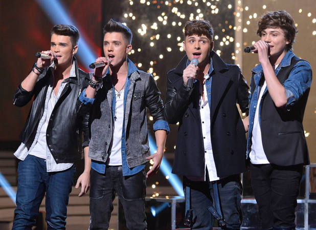 The X Factor Week 3: Union J