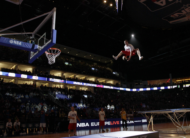 Lords of Gravity World Record Slam Dunk