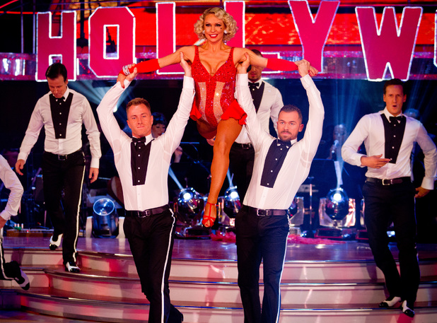 Strictly Come Dancing: Hollywood glamour comes to Strictly.