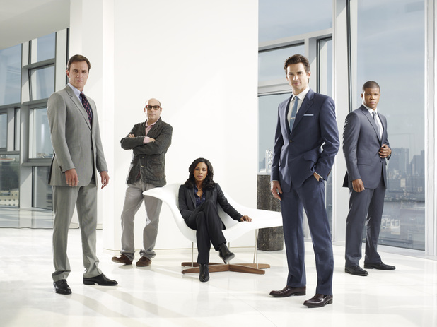 White Collar, Willie Garson