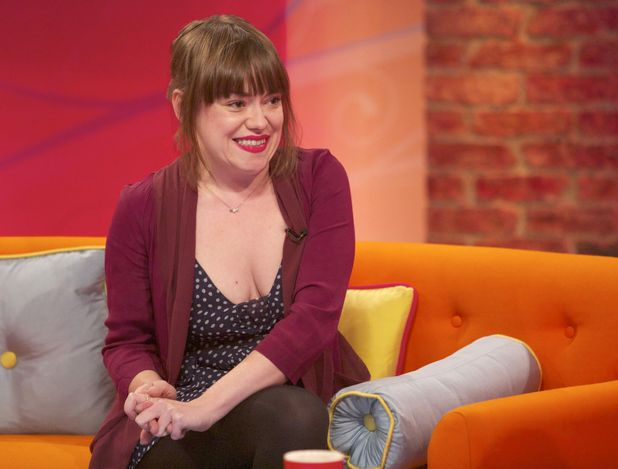 Sian Reese-Williams on 'Lorraine Live'