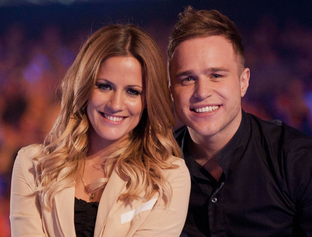 Caroline Flack, Olly Murs, The Xtra Factor