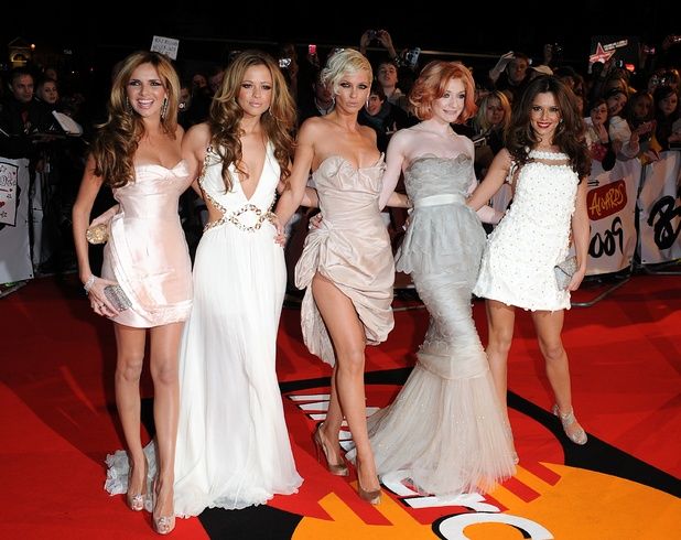 Girls Aloud, Brit Awards 2009