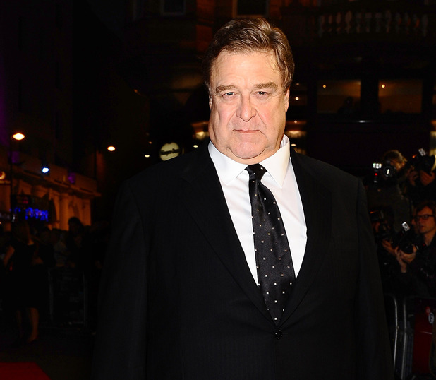 John Goodman arrives at the screening of new film Argo at the Odeon cinema in London (17/10/2012)