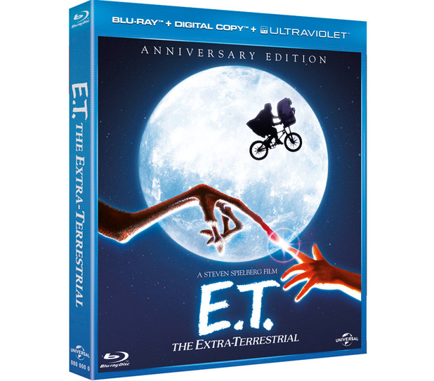 'E.T. the Extra-Terrestrial' Blu-ray packshot