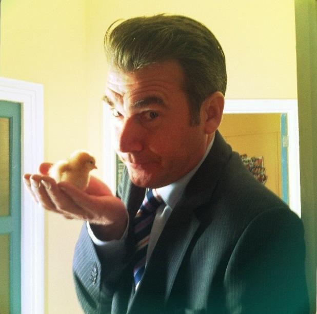Doctors star Ian Kelsey