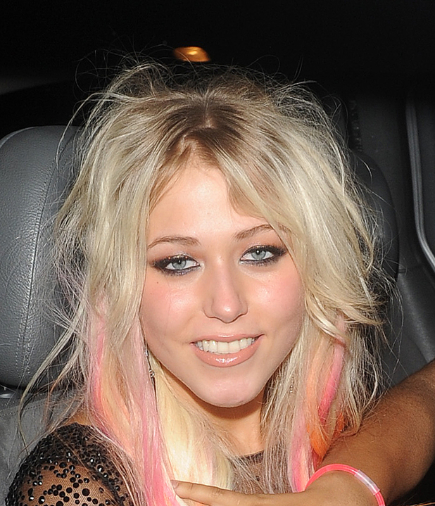 Amelia Lily celebrates 18th birthday pictures