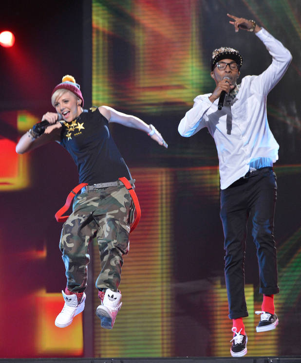 The X Factor Week 3: MK1