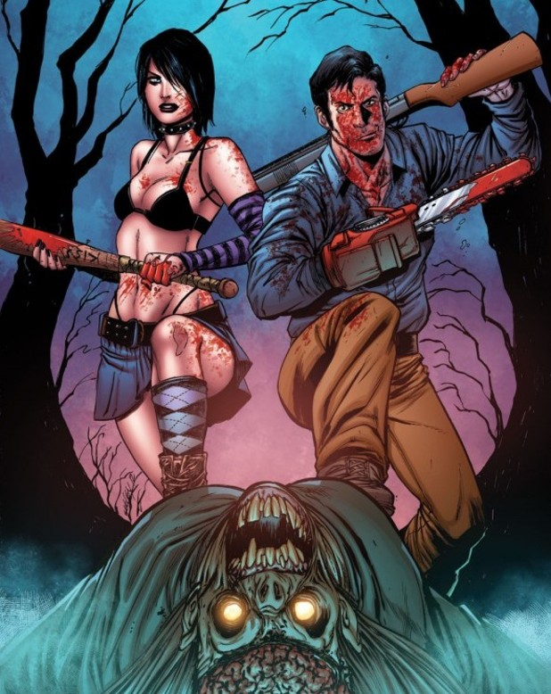 Hack/Slash vs Army of Darkness