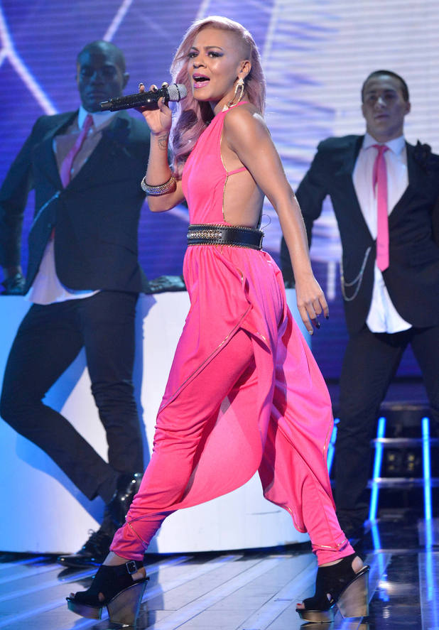 The X Factor Week 3: Jade Ellis