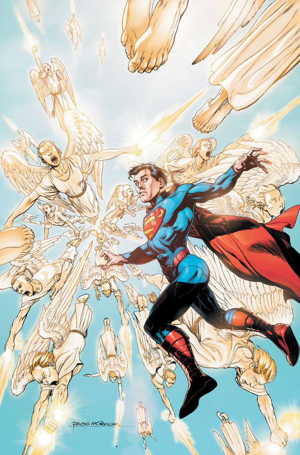 'Action Comics' #14