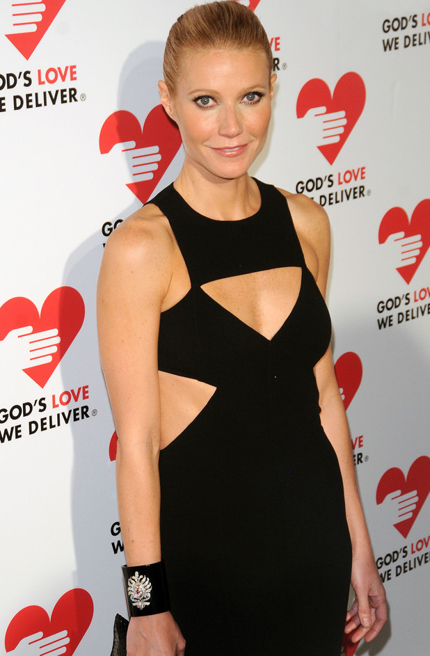 Gwyneth Paltrow at the God's Love We Deliver 2012 Golden Heart Awards Celebration - Arrivals. New York City, USA
