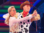 Strictly Denise 'worried for James Jordan'