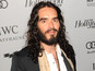 Russell Brand in chaotic TV interview