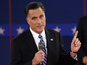 Mitt Romney sings concession speech