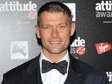 John Partridge at the Attitude Magazine Awards 2012 (16/10/12)
