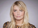 Emma Atkins says that she will be pleased to see Charity hit rock bottom.