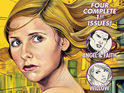 The publication collects four first issues from Buffy and its spinoffs.