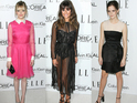 Emma Watson looks elegant at Elle's Women In Hollywood Celebration in LA.