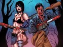Tim Seeley's comic book creation will team up with Evil Dead's Ash Williams.