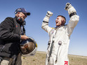 'Space jump' sets record for simultaneous live streams on video-sharing site.