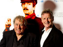 Terry Jones says Graham Chapman's serious demeanor was the key to his comedy.