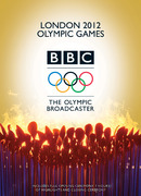 London 2012 Olympics Games DVD cover