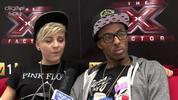 X Factor 'MK 1' interview
